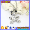 Alloy Chainの方法Jewelry Alloy Frog Pendant Necklace