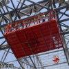 Plate-forme suspendue peinte par acier de Zlp 630