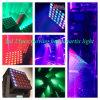 Iluminación móvil de la matriz de la pista 25*12W 4in1 LED del LED para el efecto de etapa