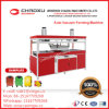Máquina plástica automática de Thermoforming do vácuo para a bagagem