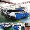 Heiße Metallblatt-u. -gefäß-Laser-Ausschnitt-Maschine des Verkaufs-1500W