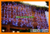 PVC latteo Neon Material Christmas e Party Stringlights variopinto di White