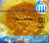 Química Farmacéutica amarillo Polvo isotretinoína para el tratamiento del acné
