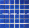 48X48mm glatte blaue KristallGalzed keramische Msoaic Fliese (BCK635)