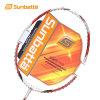 Raquete de Badminton da fibra do carbono (para a frente 1500)