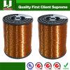 O alumínio esmaltou o fio de enrolamento esmaltado cobre