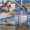 Fabricante de acero integrado del edificio de las empresas industriales y comerciales