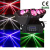 Spin Beam 8*10W RGBW 4in1 Party LED Moving Head Light