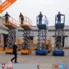 Guidare elettrico idraulico Scissor l'elevatore con l'elevatore dell'uomo del Ce