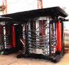 Inclinazione idraulica per media frequenza del forno di fusione di induzione