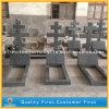 Style europeo G654 Granite Cross Gravestone per la Russia Market