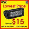 In het groot CREE LED Light Bar Cheap op Sale $15 7.5inch LED Light Bars