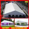 tiendas prefabricadas Malasia del acontecimiento de la carpa de la casa del pabellón alemán grande del banquete de boda de los 20X50m con el acondicionador de aire