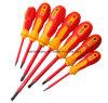 parafuso de alta tensão isolado da chave de fenda dos eletricistas 7PCS/Set ferramenta ajustada multi