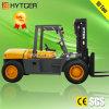 Forklift 10ton Diesel com estabilizador Fd100t da carga