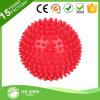 Venta al por mayor colorida de la bola del masaje del bebé del PVC de 2016 Eco