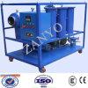 Système à haute efficacité de filtration de pétrole hydraulique de vide de série de Zyl