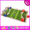 2015 capretti Indoor Mini Football/Soccer Board/Table Game per Promotional, partita di football americano Table Toy W01A087 di Wholesale Wooden Mini