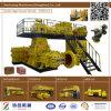 최고 급료 Jy75dii 단단한 토양 벽돌 기계