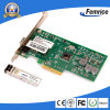 1000Mbps Ethernet Server Network Card, Fiber Optical SFP Slot PCI Express X4 Server Network Adapter