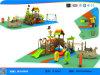 Equipamento ao ar livre plástico do campo de jogos do divertimento da série de Lala (YL55367)