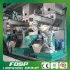 Vente chaude 1-2 tonnes par usine en bois de granule d'heure