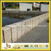 G682 Rusty Yellow Granite Stone Fencing per il giardino o il patio