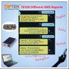 Sistemi di inseguimento dell'automobile di GPS con i Replays di scatto, distanza in miglia, sensore del combustibile (TK108-KW)
