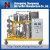 Máquina de la recuperación de la planta de la filtración del purificador del biodiesel y del aceite de cocina