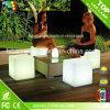 LED 입방체 가구 판매, LED 옥외 가구, 무능한 의자 가구