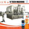 machine de remplissage carbonatée de la boisson 3-in-1 non alcoolisée