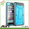 Híbrido superior TPU+PC con la caja del teléfono móvil de Multicolors para iPhone6