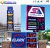 Het Teken van de Vertoning van de openlucht LEIDENE Met afstandsbediening Prijs van het Gas