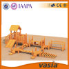2016 capretti Outdoor Wooden Playground da vendere (VS2-6113D)