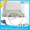 Lector de tarjetas integrado del rango largo de la frecuencia ultraelevada RFID con RS232/Wg26/34/RS485