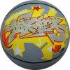 Basket-ball en caoutchouc de sept tailles (XLRB-00332)