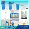 Tanque do tratamento da água do filtro de 835 FRP com válvulas de Runxin
