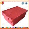 Casella di plastica di giro d'affari del contenitore della visualizzazione della frutta del supermercato (ZHtb37)