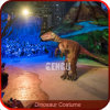 Dinosaurier-Kostüm für Verkaufs-Dinosaurier-Kostüm-Qualität