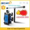 Máquina de alinhamento de roda V3dii 3D com placas de destino