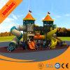 Детей конструкции GS спортивная площадка утвержденных LLDPE смешных цветастая напольная