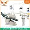 La silla dental califica nuevo diseño unidad dental con la lámpara grande