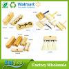 Produits d'entretien de prix bas balai en bois de toit de goudron de 3 noeuds, 6-1/4-Inch