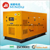 Охлаженный водой генератор дизеля 120kw Deutz