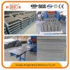 Páletes do PVC para o bloco de cimento que faz a máquina da construção do Paver da máquina