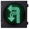 Girata di alta luminosità 300mm lasciata ed indicatore luminoso rotondo del segnale stradale di girata di girata U