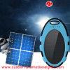 Sonnenenergie-Handy-Aufladeeinheit mit Emergency LED-Fackel