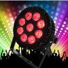 Luz al aire libre barata del cambio LED del color de 9X15W Rgbaw IP65