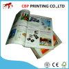 Impression polychrome de livres de couverture molle de papier glacé avec le bon prix