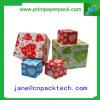 カートンボックスリングボックス宝石箱の包装のギフトの紙箱